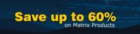 Matrix Software Sale