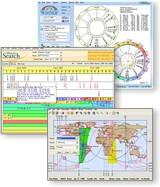 Matrix Astrology Software