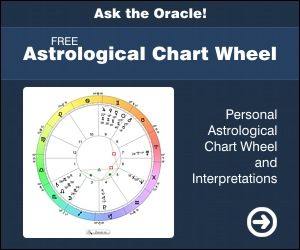 Free Astrological Chart Wheel