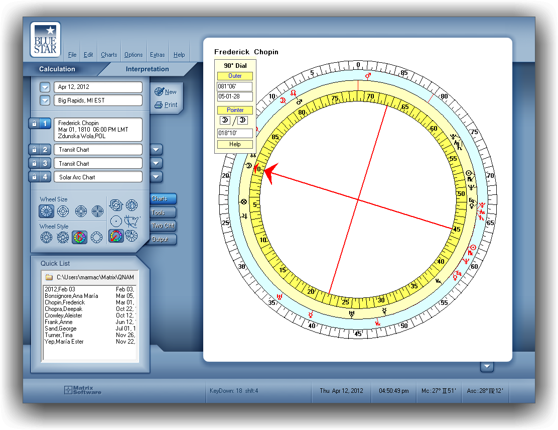 Bluestar chart calculation nvjuhfo Images