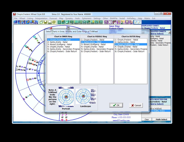 Software Bildung, Sprachen & Wissen Planetary Hours Astrology Moon Phase Calendar Pro Professional Software