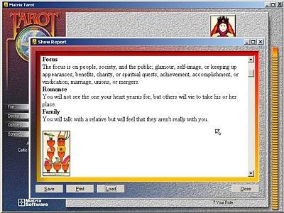 professional tarot reading software crack