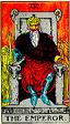 Emperor Rider Waite Tarot Deck