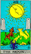 Moon Rider Waite Tarot Deck