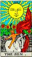 Sun Rider Waite Tarot Deck